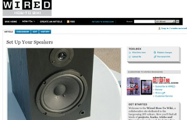 http://howto.wired.com/wiki/Set_Up_Your_Speakers?
