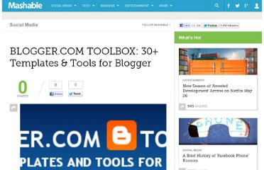 http://mashable.com/2007/09/09/bloggercom-toolbox/
