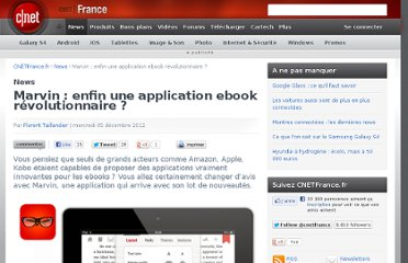 http://www.cnetfrance.fr/news/marvin-enfin-une-application-ebook-revolutionnaire-39785120.htm