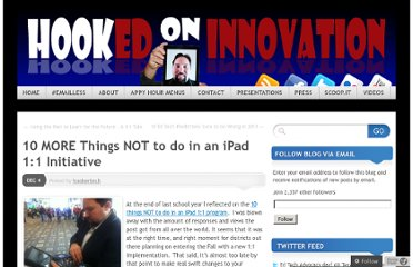 http://hookedoninnovation.com/2012/12/04/10-more-things-not-to-do-in-an-ipad-11/