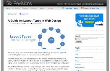 http://sixrevisions.com/web_design/a-guide-on-layout-types-in-web-design/