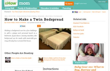 http://www.ehow.com/how_5841012_make-twin-bedspread.html