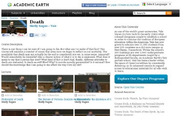 http://academicearth.org/courses/death