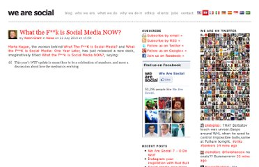 http://wearesocial.net/blog/2010/07/fk-social-media/