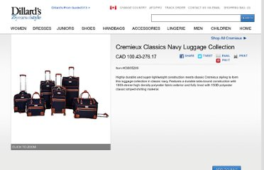 http://www.dillards.com/product/Cremieux-Classics-Navy-Luggage-Collection_301_-1_301_503266414