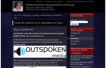 http://site.mathiaspoujolrost.net/information/guide-de-gestion-de-la-reputation