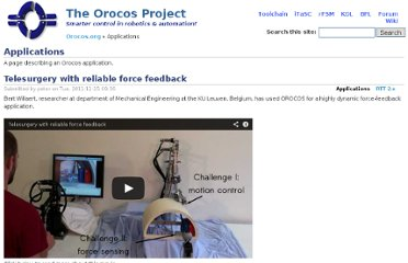 http://www.orocos.org/orocos/applications