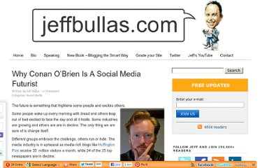 http://www.jeffbullas.com/2010/06/16/why-conan-obrien-is-a-social-media-futurist/