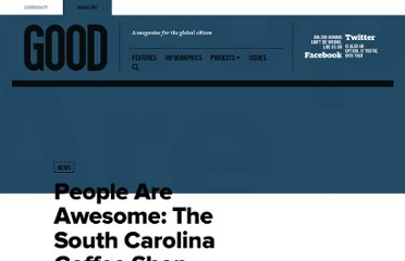 http://www.good.is/posts/people-are-awesome-the-south-carolina-coffee-shop-where-everyone-pays-for-everyone-else-s-drinks