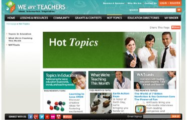 http://www.weareteachers.com/hot-topics