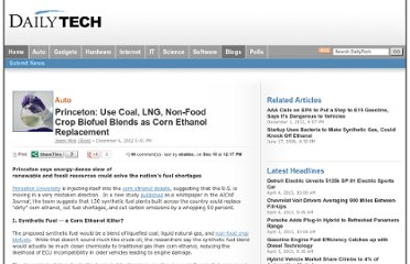 http://www.dailytech.com/Princeton+Use+Coal+LNG+NonFood+Crop+Biofuel+Blends+as+Corn+Ethanol+Replacement/article29361.htm