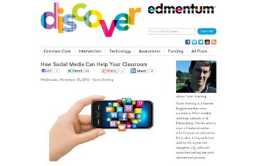 http://blog.edmentum.com/how-social-media-can-help-your-classroom