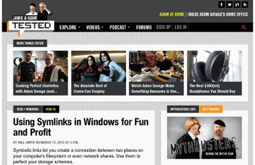 http://www.tested.com/tech/windows/39-using-symlinks-in-windows-for-fun-and-profit/