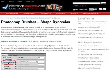 http://www.photoshopessentials.com/basics/photoshop-brushes/brush-dynamics/shape-dynamics/