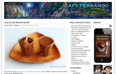 http://cafefernando.com/chocolate-mousse-recipe/