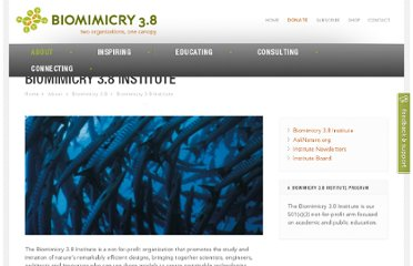 http://biomimicry.net/about/biomimicry38/institute/