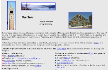 http://www1.icsi.berkeley.edu/~sather/