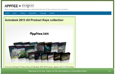 http://appnee.com/autodesk-2013-all-product-keys-collection/