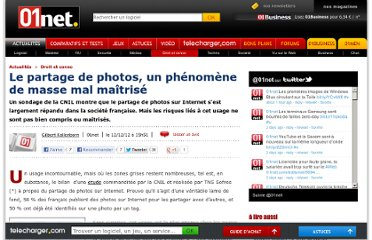 http://www.01net.com/editorial/582229/le-partage-de-photos-un-phenomene-de-masse-mal-maitrise/