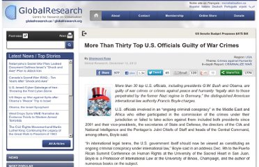 http://www.globalresearch.ca/more-than-thirty-top-u-s-officials-guilty-of-war-crimes/5315289#