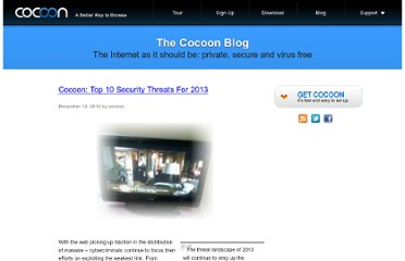 http://blog.getcocoon.com/2012/12/12/cocoon-top-10-security-threats-for-2013/