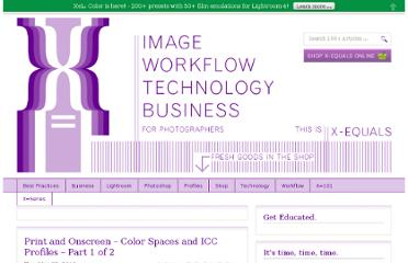 http://x-equals.com/blog/print-and-onscreen-color-spaces-and-icc-profiles-part-1-of-2/