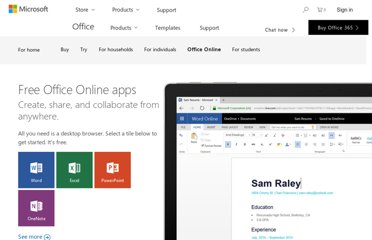 http://office.microsoft.com/en-us/web-apps/