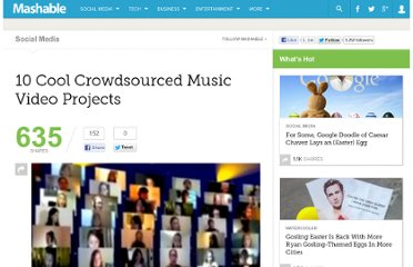 http://mashable.com/2010/07/25/crowdsourced-music-videos/