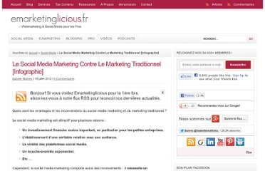 http://www.emarketinglicious.fr/social-media/le-social-media-marketing-contre-le-marketing-traditionnel-infographie