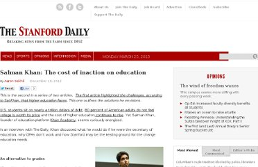 http://www.stanforddaily.com/2012/12/10/salman-khan-the-cost-of-inaction-on-education/