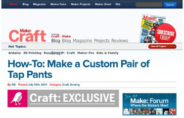 http://blog.makezine.com/craft/how-to_make_a_custom_pair_of_t/