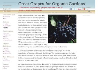 http://www.organicgardening.com/learn-and-grow/great-grapes-organic-gardens