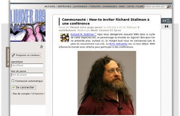 http://linuxfr.org/news/how-to-inviter-richard-stallman-a-une-conference