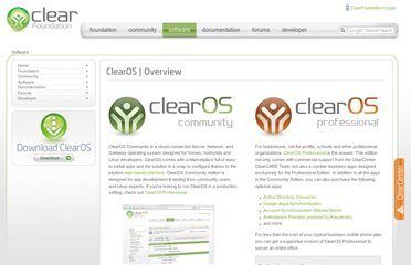 http://www.clearfoundation.com/Software/overview.html