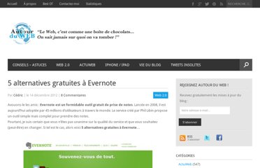 http://www.autourduweb.fr/5-alternatives-gratuites-evernote/