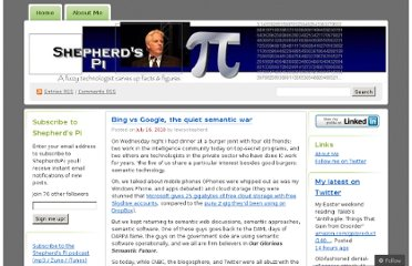 http://lewisshepherd.wordpress.com/2010/07/16/bing-vs-google-the-quiet-semantic-war/
