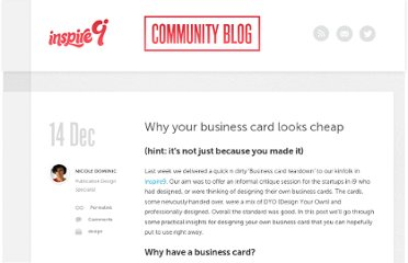 http://inspire9.com/blog/why-your-business-card-looks-cheap