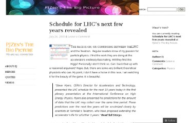 http://pjzen.wordpress.com/2010/07/26/schedule-for-lhc%e2%80%99s-next-few-years-revealed/