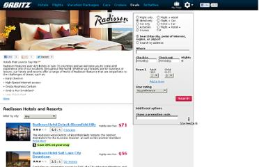 http://www.orbitz.com/hotels/Carlson_Hotels_Worldwide/Radisson_Hotels_and_Resorts.bCARL.cRAD/