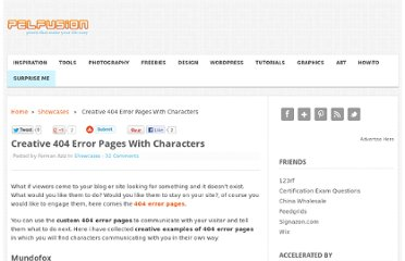 http://pelfusion.com/creative-404-error-pages-with-characters/