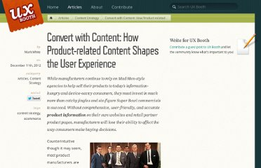 http://www.uxbooth.com/articles/convert-with-content-how-product-related-content-shapes-the-user-experience/