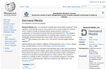 http://en.wikipedia.org/wiki/Demand_Media