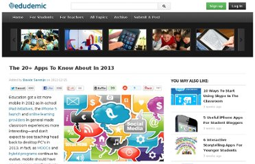 http://edudemic.com/2012/12/the-20-apps-to-know-about-in-2013/