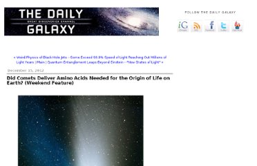 http://www.dailygalaxy.com/my_weblog/2012/12/did-comets-deliver-the-amino-acids-needed-for-the-origin-of-life-on-earth-weekend-feature.html