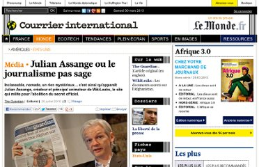 http://www.courrierinternational.com/article/2010/07/26/julian-assange-ou-le-journalisme-pas-sage