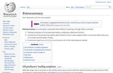 https://en.wikipedia.org/wiki/Petrocurrency