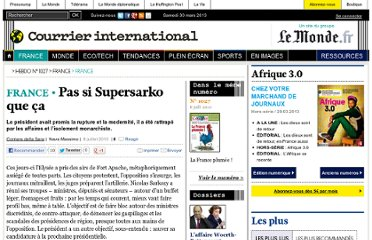http://www.courrierinternational.com/article/2010/07/08/pas-si-supersarko-que-ca