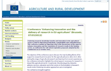 http://ec.europa.eu/agriculture/events/research-conference-2012_en.htm