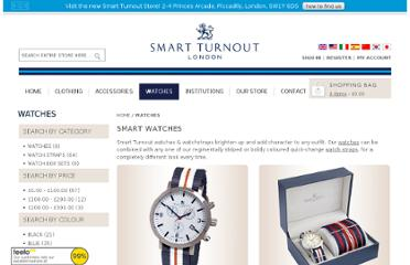 http://www.smartturnout.com/watches-and-watchstraps.html