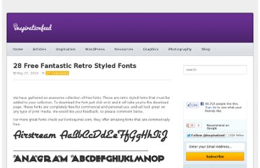 http://inspirationfeed.com/fonts/28-free-fantastic-retro-styled-fonts/